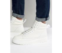 Lamar Weiße Sneaker Weiß
