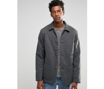 Levi's Wool Engineers Mantel Grau