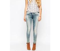 Glow Sheila Jeans Blau
