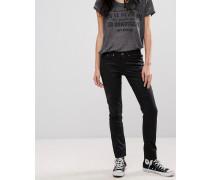 Blend She Bright Shae Skinny-Jeans Schwarz
