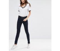 Jagger Skinny-Jeans Marineblau