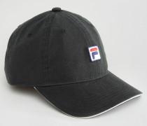 Kappe mit Logo Schwarz