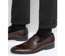 By Hugo Elegante Loafer Braun