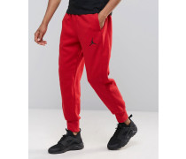 Nike Flight Enge, rote Jogginghose, 823071-687 Rot