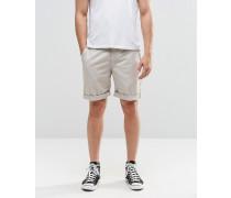 Brooklyn Supply Co Enge Chino-Shorts in Beige Beige