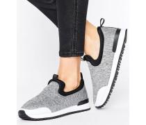 Sneaker zum Hineinschlüpfen Grau