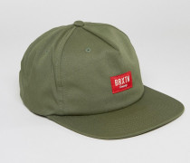 Hoover Snapback-Kappe Grün