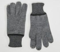 Handschuhe Grau