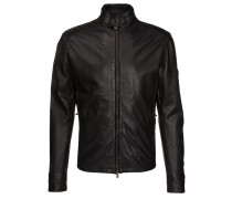 Lederjacke Johnny Blouson