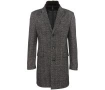 Mantel Coat Twister mit Westenbesatz
