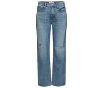 High-Rise Straight Jeans Sophie