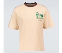 T-Shirt Johnson Crest