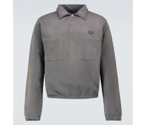 Blouson-Pullover aus Baumwolle