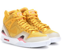 Sneakers Air Tech Challenge II aus Veloursleder