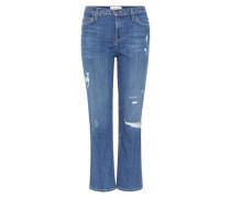 Jeans The Kick in Distressed-Optik