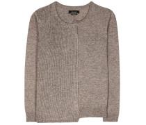 Pullover Calgary aus Wolle, Yak und Baumwolle