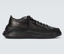 Sneakers Free Solo aus Leder