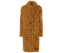 Mantel Dary aus Faux Fur