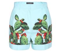 Exklusiv bei mytheresa.com – Shorts aus Baumwollpopeline