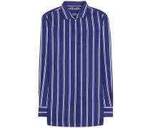 Hemd Kara 16 aus Baumwolle mit Streifen