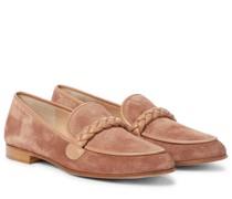Loafers Belem aus Veloursleder