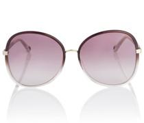 Oversize-Sonnenbrille Franky