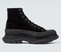 Sneakers Tread Slick aus Veloursleder