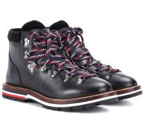 Ankle Boots Blanche aus Leder
