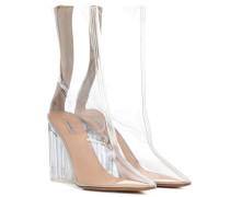 Transparente Ankle Boots (SEASON 7)