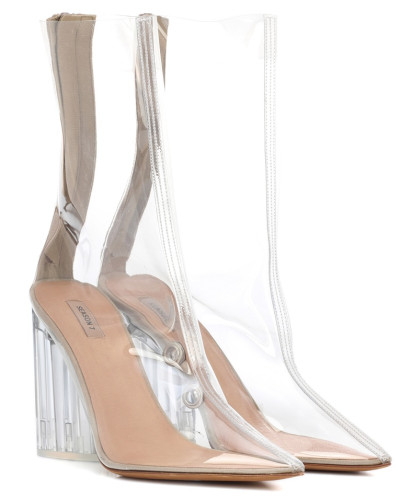 Transparente Ankle Boots (SEASON 7)