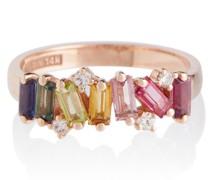 Ring Rainbow aus 14kt Gold