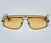 Sonnenbrille mit Doppelgestell