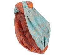 Kopftuch aus Strick