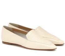 Loafers Aurora aus Leder