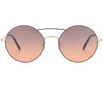 Sonnenbrille Nickol mit rundem Rahmen