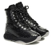 Ankle Boots Inca/F aus Leder