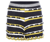 Strick-Shorts aus Cashmere