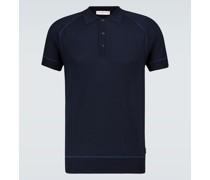 Poloshirt Milburn aus Merinowolle