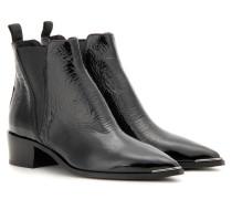 Ankle Boots Jensen aus Lackleder
