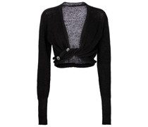Cropped-Top Le Gilet Noué