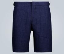 Shorts Norwich aus Leinen
