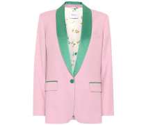 Blazer James aus Wolle