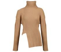 Pullover mit Kaschmirantel