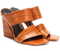Sandalen Laurann aus Leder