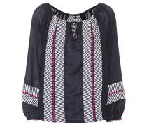 Bluse Makari mit Baumwolle
