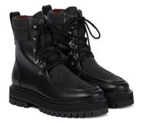 Ankle Boots Lomond mit Kaschmir