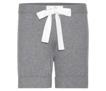 Shorts Orion aus Baumwolle und Cashmere