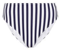 Gestreiftes Bikini-Höschen Viki