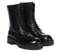 Ankle Boots Alec aus Leder