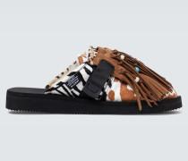 Slip-On-Schuhe Suicoke